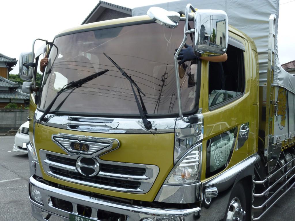 《全国の『トラック』架装、鈑金業・パーツショップの皆様へ》