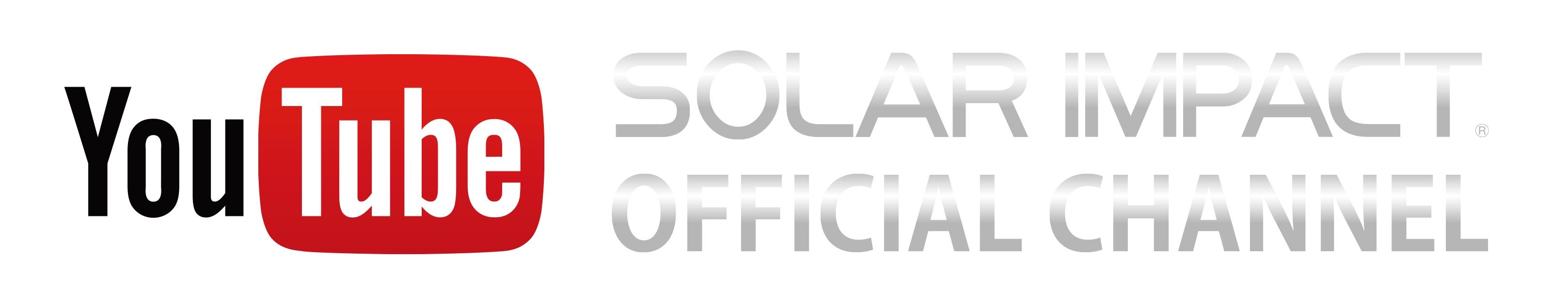 ソーラーインパクト公式YouTube