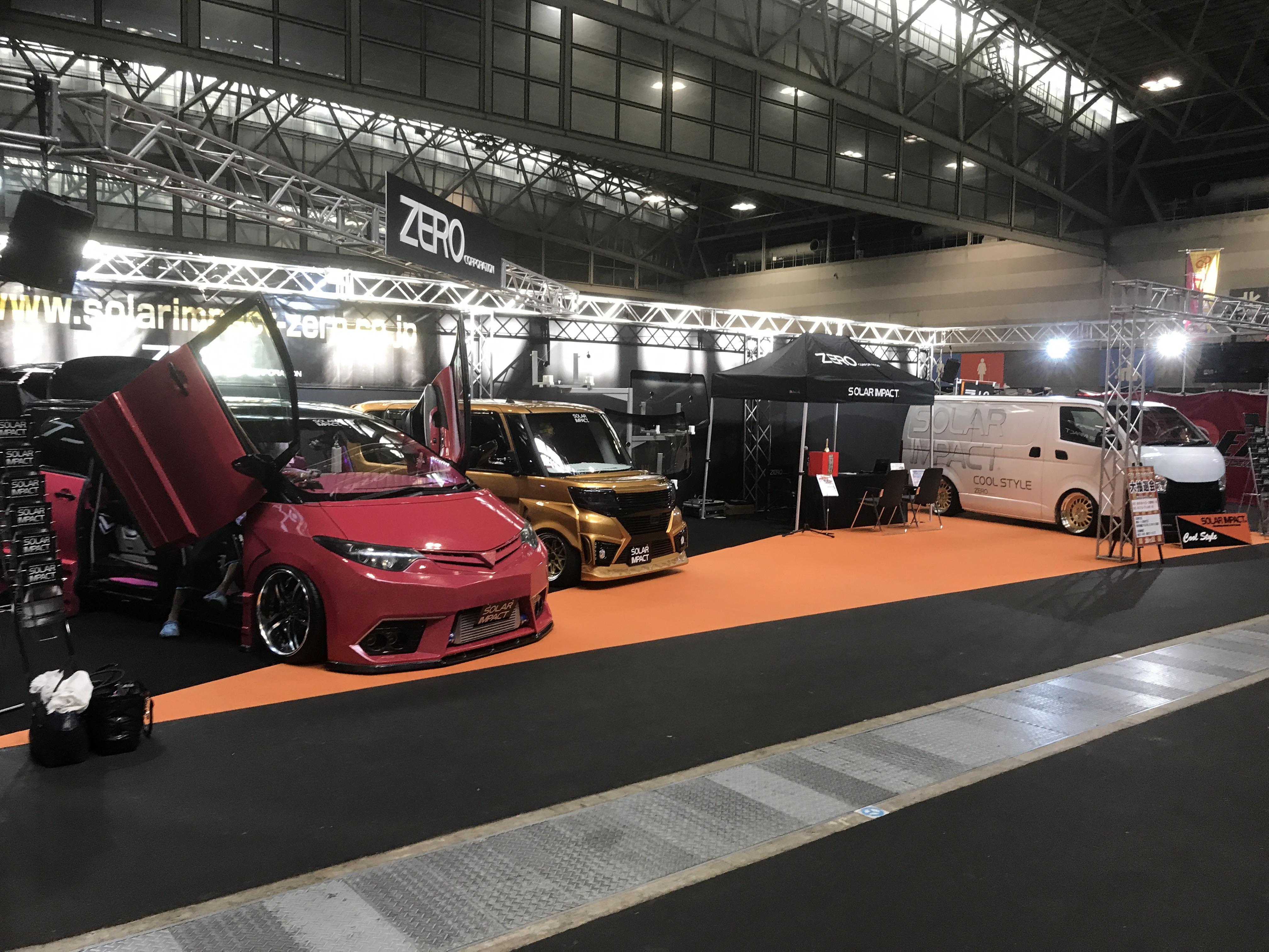 名古屋オートフェスティバル2017開幕!