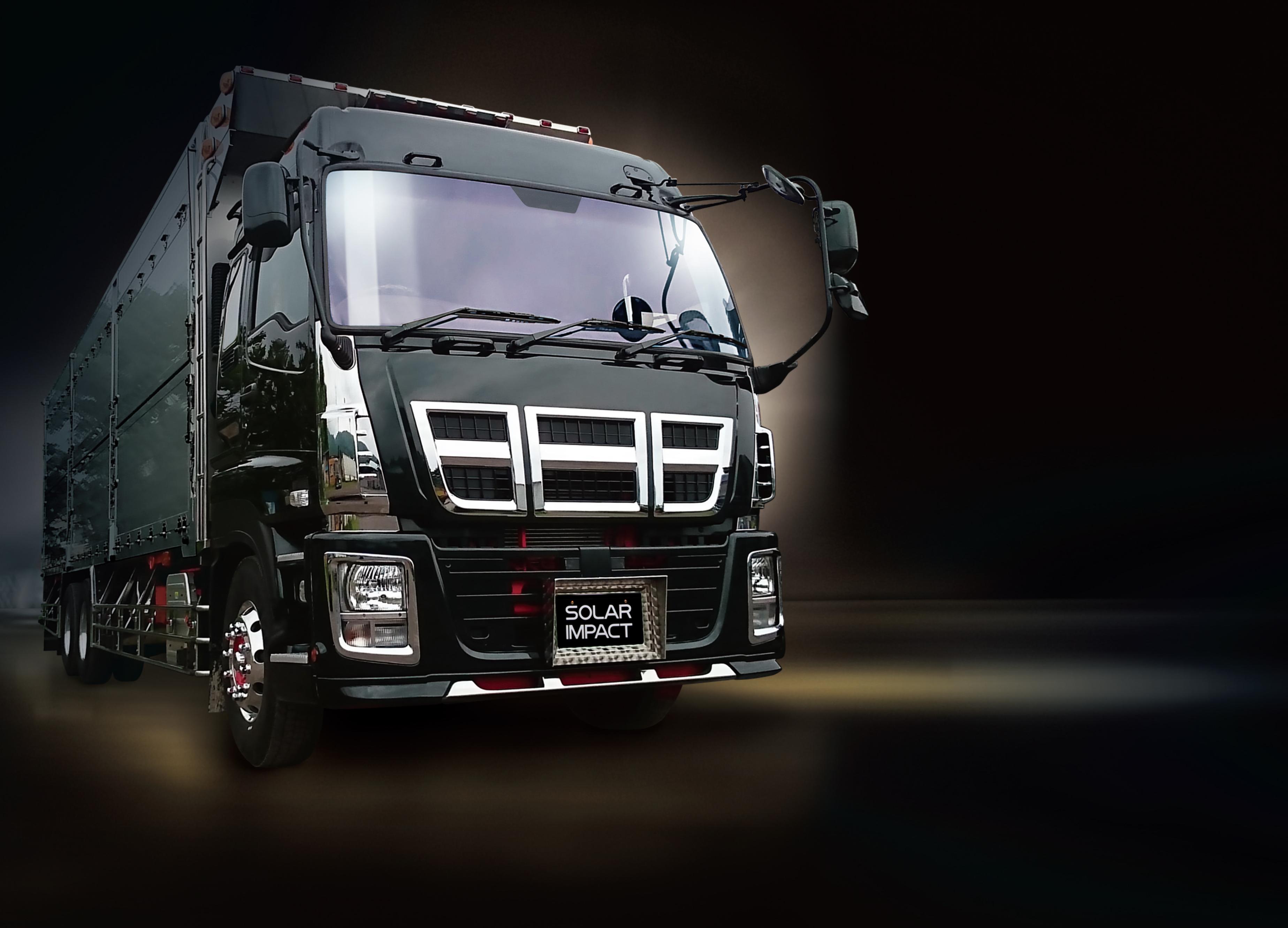 新ラインナップ最新情報(大型トラック・30アルファードヴェルファイア)