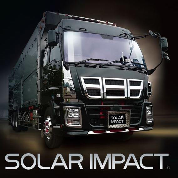 大型トラック用「SOLAR IMPACT」生産状況につきまして